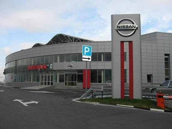 Nissan  Major  официальный дилер Ниссан в Москве