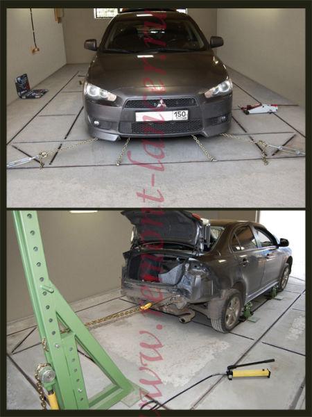 Кузовной ремонт автомобиля своими руками в гараже 16